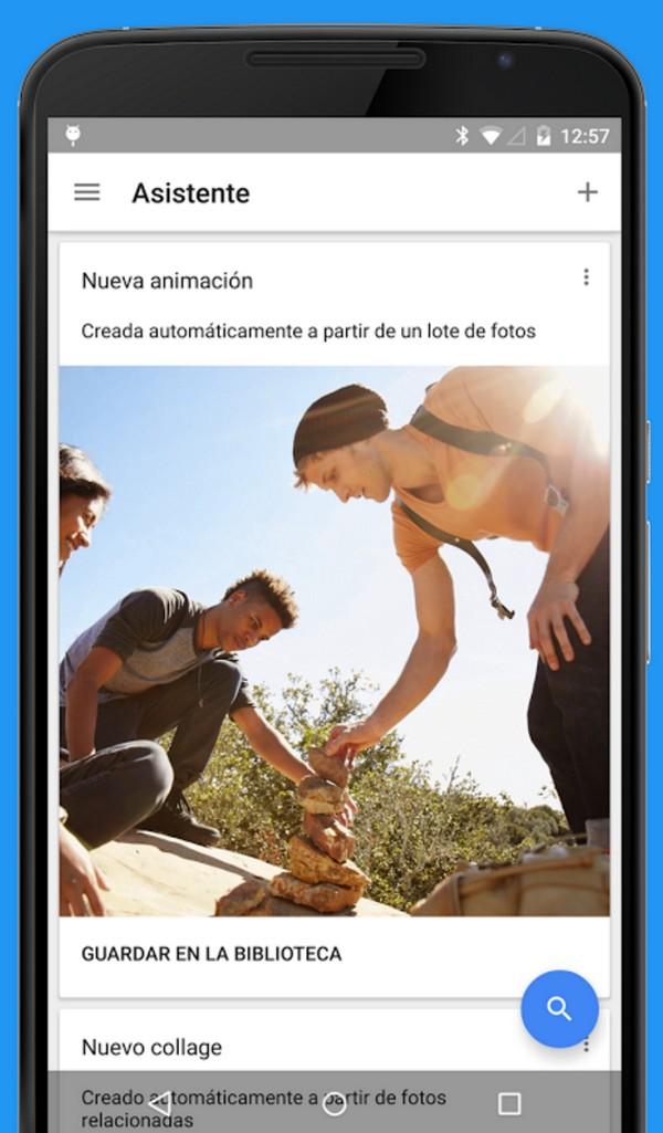 Descargar Google Fotos para Android e