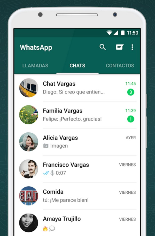 Descargar WhatsApp Messenger para Android
