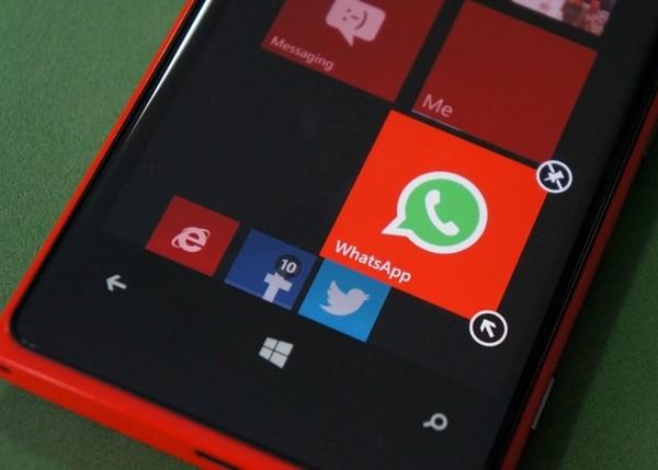 Descargar WhatsApp para Windows Phone c