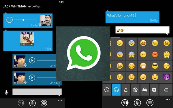 Descargar WhatsApp para Windows Phone d