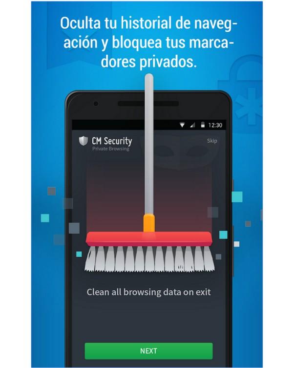Descargar CM Security AppLock Antivirus para Android c
