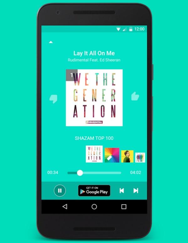Descargar Shazam para Android d