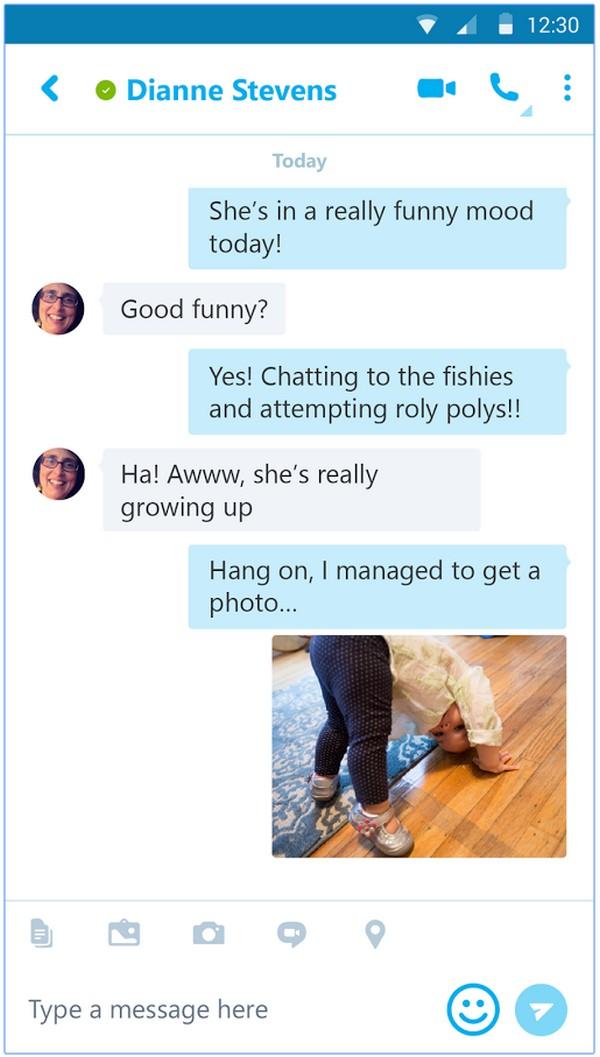 Descargar Skype para Android