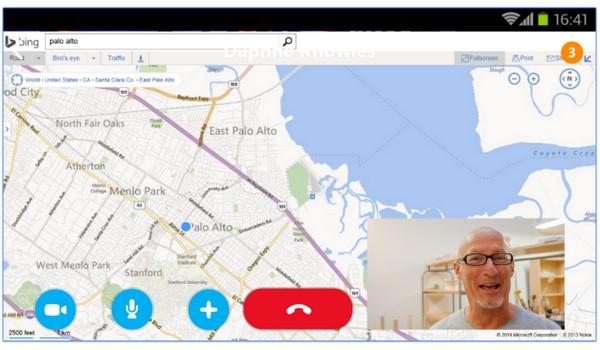 Descargar Skype para Android g