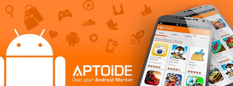 Descargar Aptoide para Android