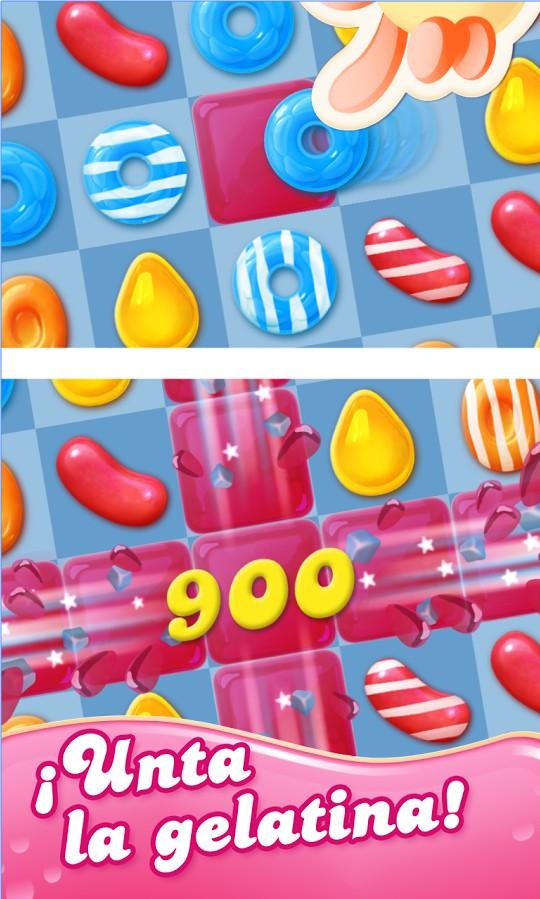 Descargar Candy Crush Jelly Saga para Android
