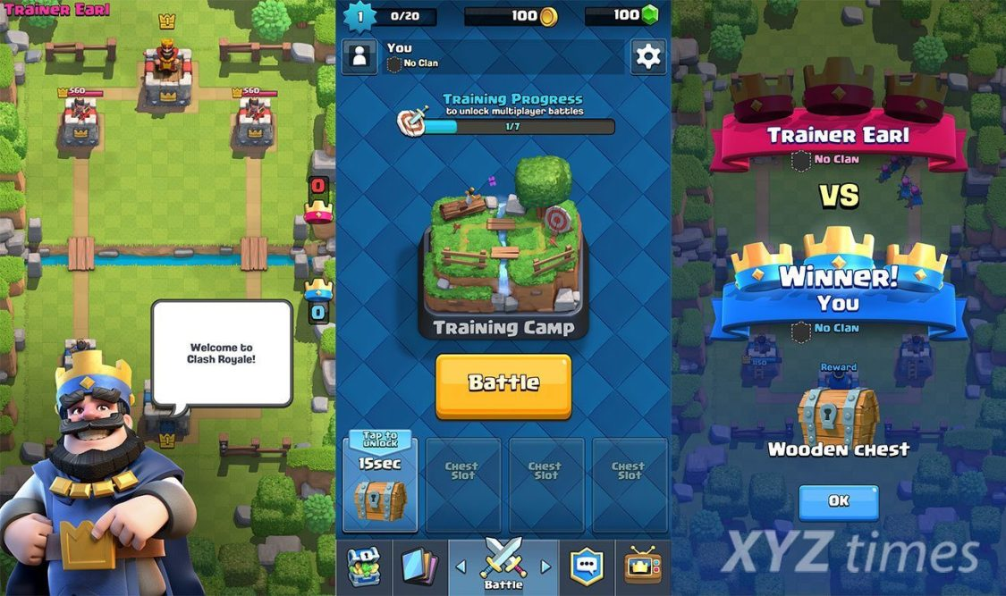 Descargar Clash Royale para PC c