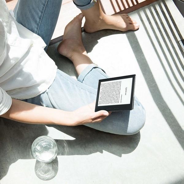 Nace el nuevo Kindle Oasis, el último eReader de Amazon d