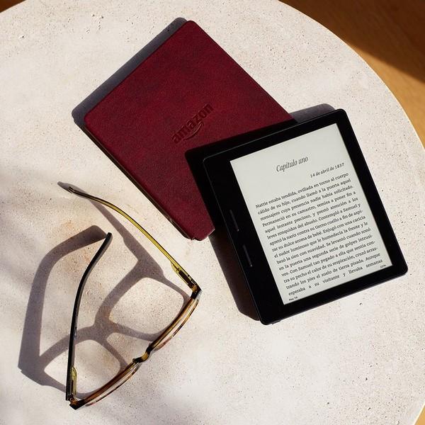 Nace el nuevo Kindle Oasis, el último eReader de Amazon e