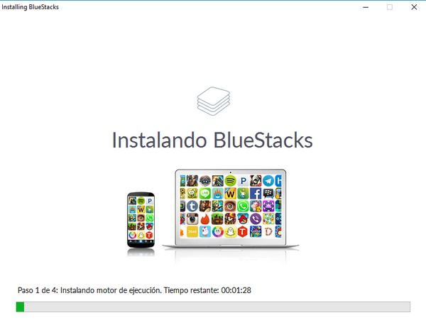 Tutorial Bluestacks b