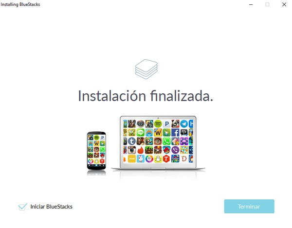 Tutorial Bluestacks c