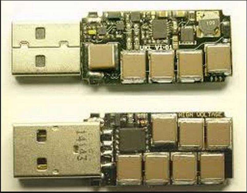 USB Killer 2.0, el pendrive que destruye ordenadores