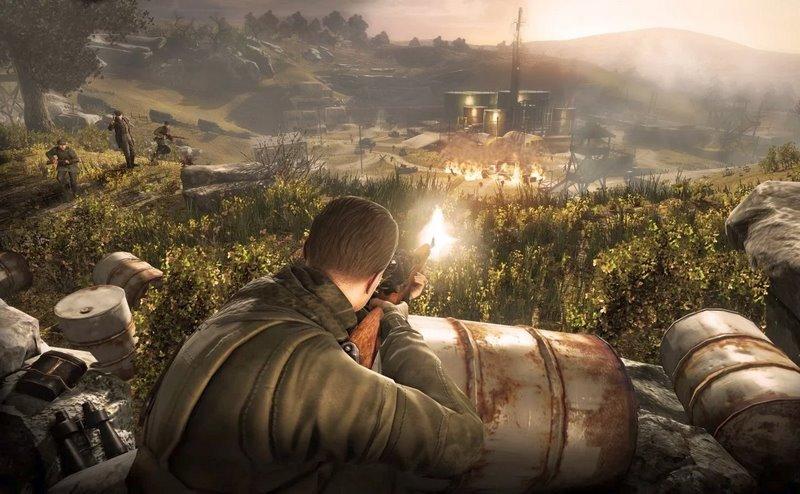 todo sobre Sniper Elite V2 Remastered