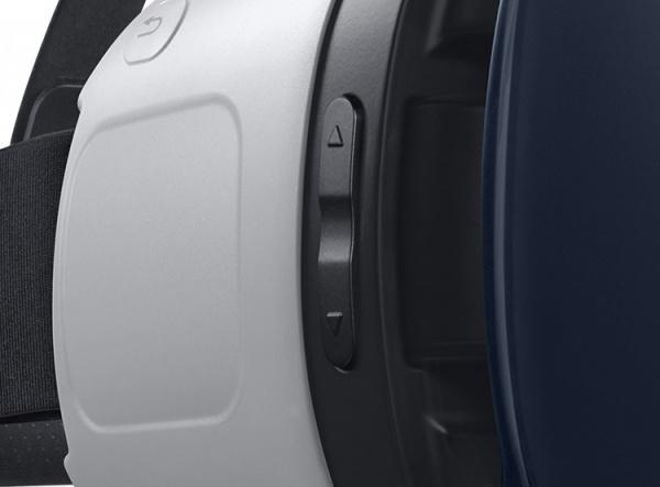 Trackpad y botones laterales