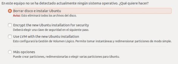 Instalación de Ubuntu 14.04