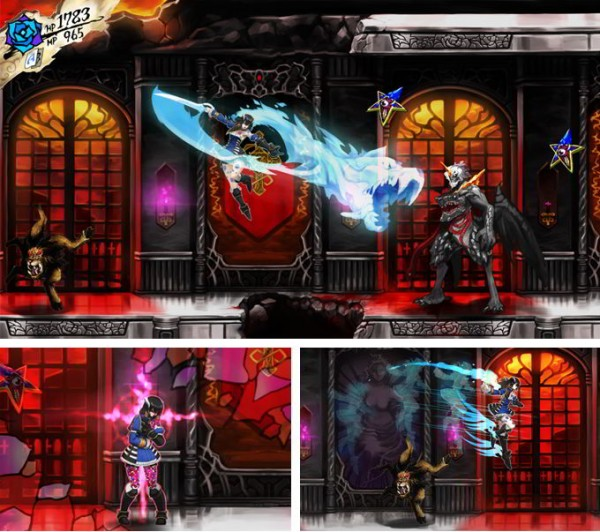 Bloodstained-ingame