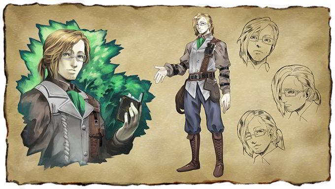 Johannes, el último del gremio de los alquimistas.