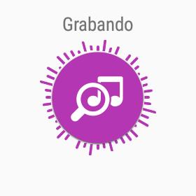 Como dispongo de un teléfono Sony, utilizo TrackID para detectar música, pero Shazam también tiene soporte para Android Wear.