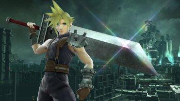 Cloud, nuevo luchador de Smash Bros