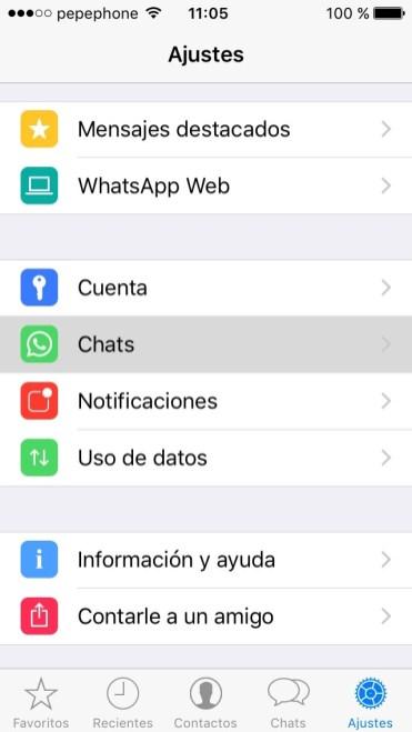 Ajustes_Chat