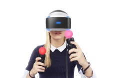 PlayStation VR con 2 PS Move