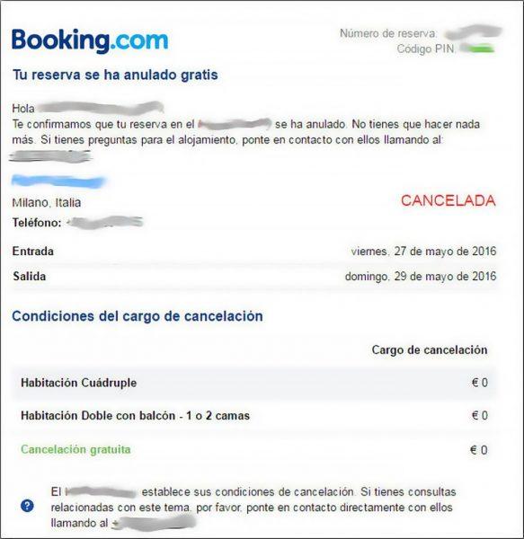 BookingCancela