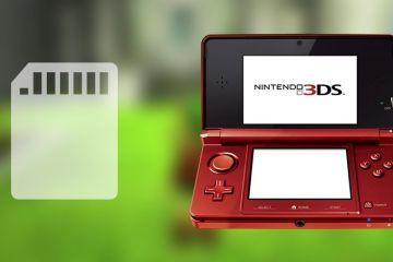 juegos de NDS en 3DS con versión 11.3
