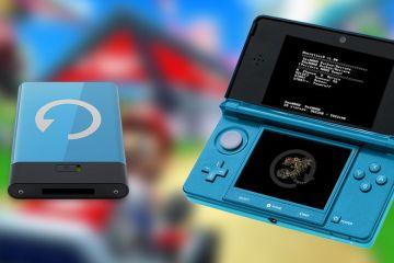 crear una copia de seguridad de 3DS