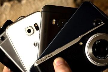 smartphones con camara
