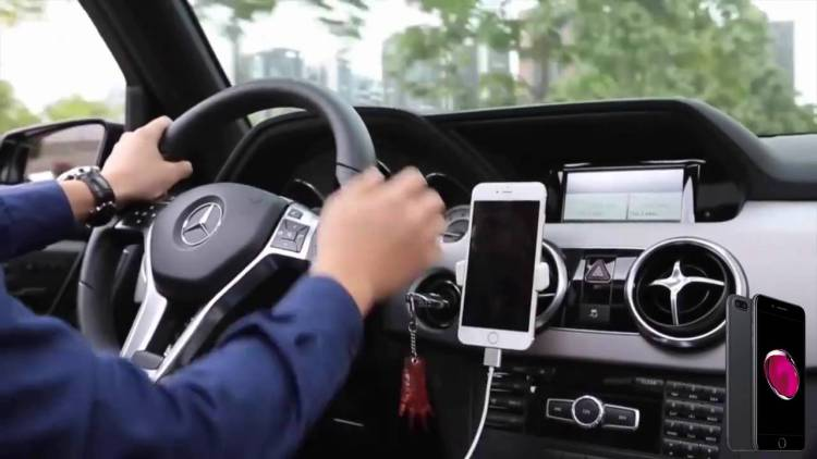 cable magnético para el iPhone