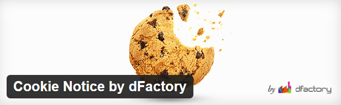cookie notice by dfactory plugin