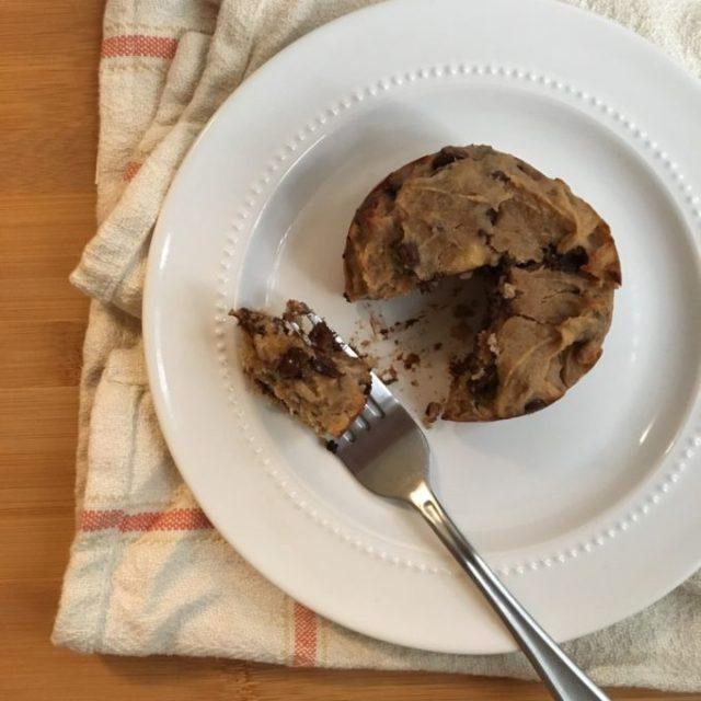 Chocolate Chip Mason Jar Muffins