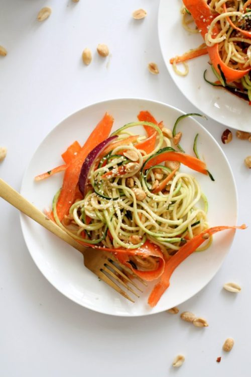 30 Food bloggers share their go-to potluck recipes! From appetizers and side dishes to desserts and beverages, these recipes are guaranteed to be a hit at your next get-together! | www.bytesizednutrition.com