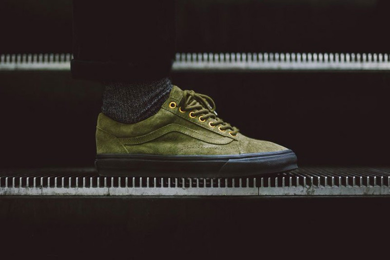 American Sports Style: The size? x Vans Old Skool CA Pack