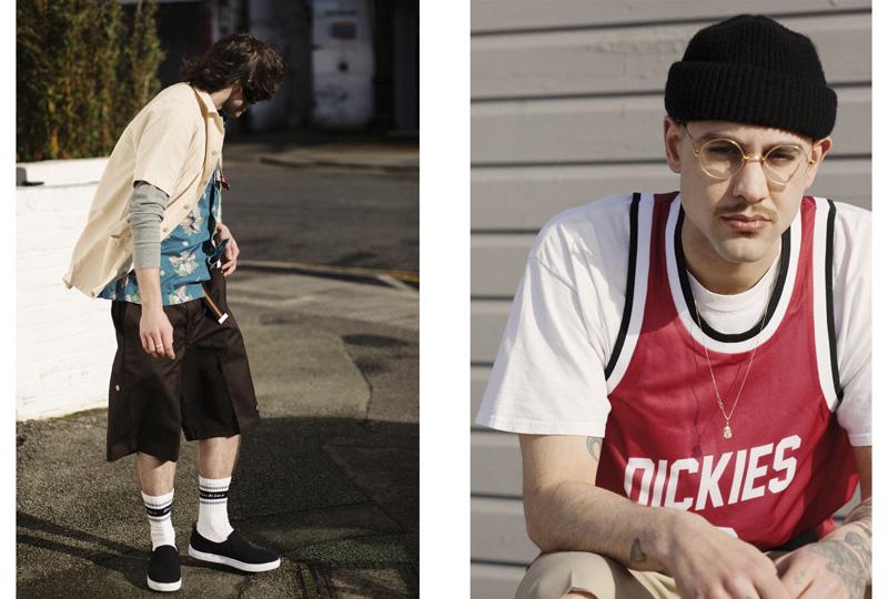 Dickies Summer Lookbook
