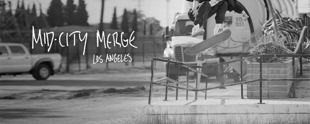 adidas Skateboarding Mid City Merge
