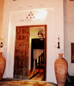 Six Senses Spa at the Ritz Carlton Sharq Village