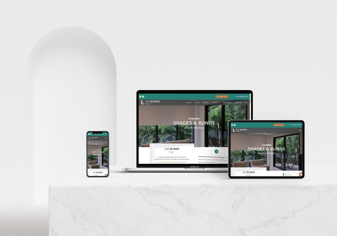 lux página web
