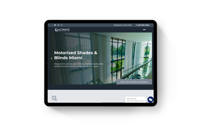Ultimate Shades and Blinds