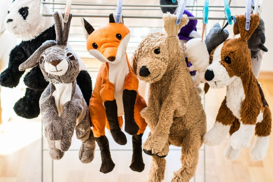 By Tom Hoover: My Toy Story of Mean Stuffed Animals