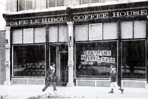 Lindsay - cafe hibou sussex