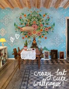 crazy but cute wallpaper