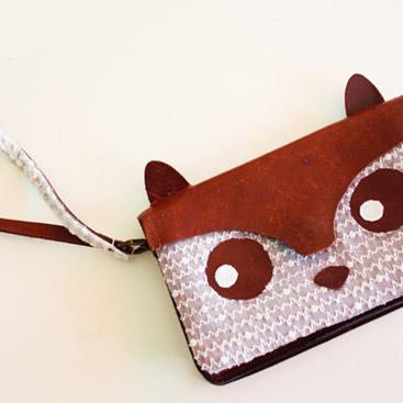 DIY - Fox purse tutorial small