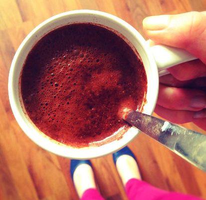 Hot cocoa recipe small