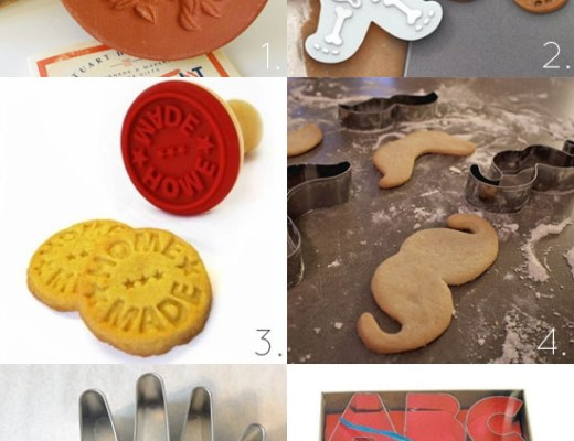 Love this - Cookie cutters and stamps