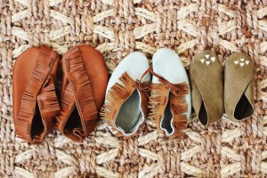 moccasins on a Beautiful Mess