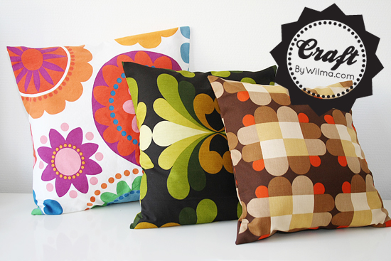 Easy peasy pillow covers. This is the easiest and quickest way to make pillow covers!