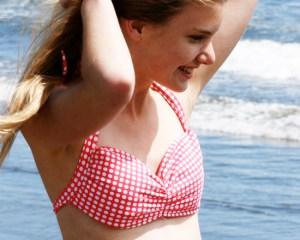 summer craft: vintage swimsuit