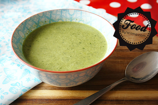 creamy spinach soup recipe