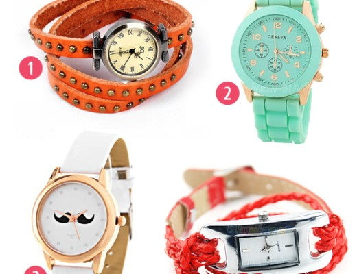 watches under 5 dollar